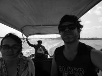 Viagem de Barco com Raimundo Pinho